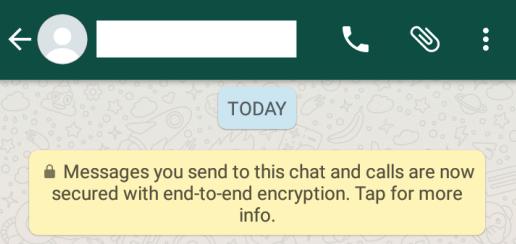 WhatsApp ပေါ်တစ်ယောက်ယောက်ကသင့်ကိုပိတ်ဆို့ထားရင်ဘယ်လိုလုပ်သိမှာလဲ