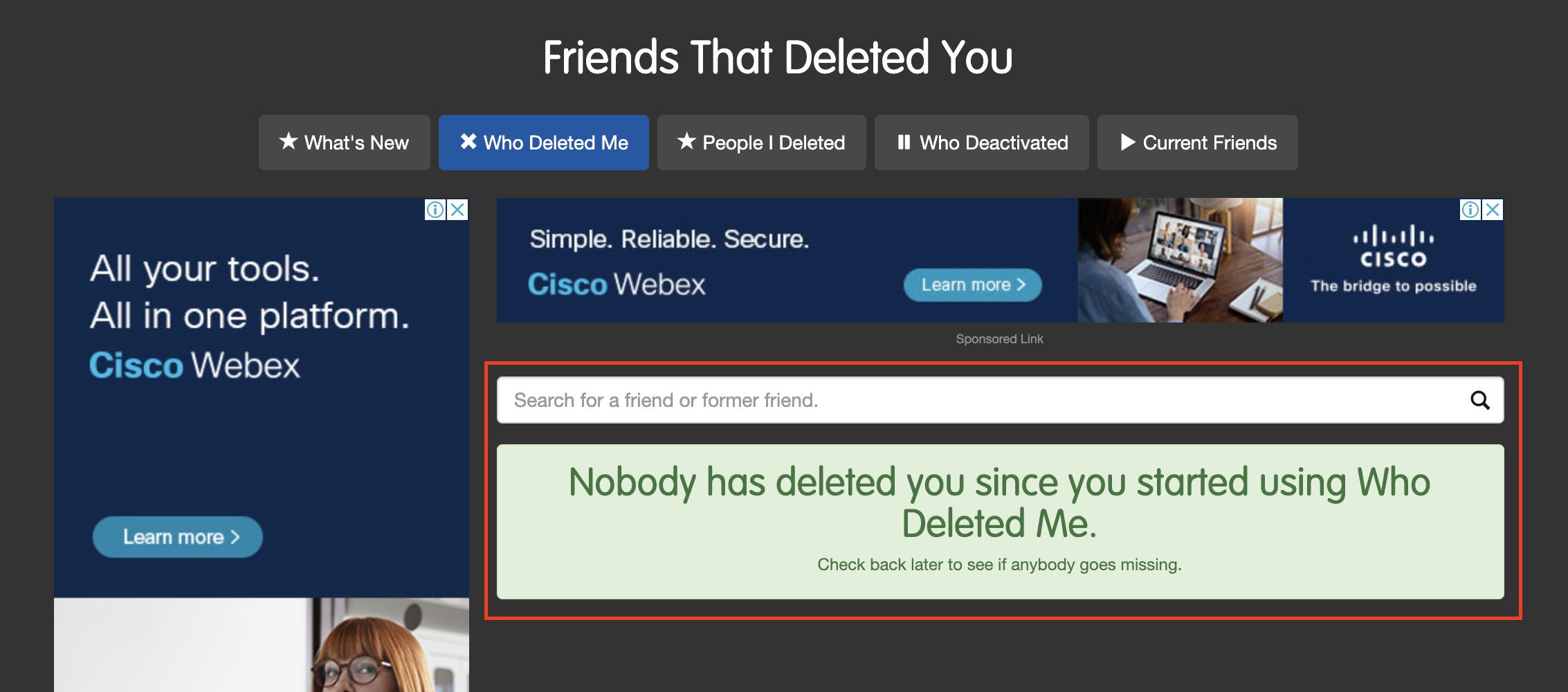 How to find out who unfriended you on Facebook