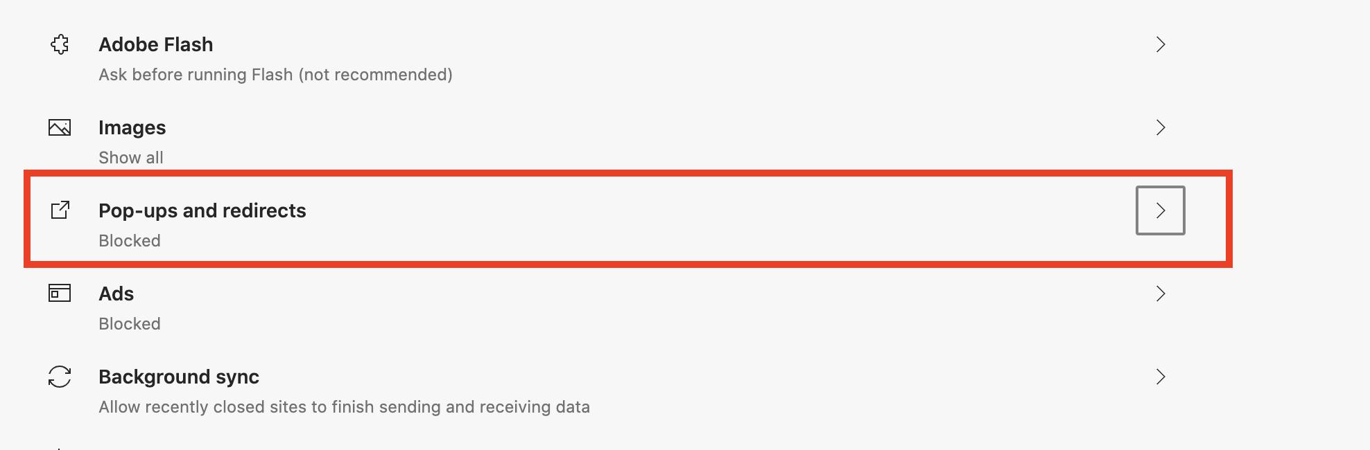 Cara menonaktifkan pemblokir pop-up di Microsoft Edge