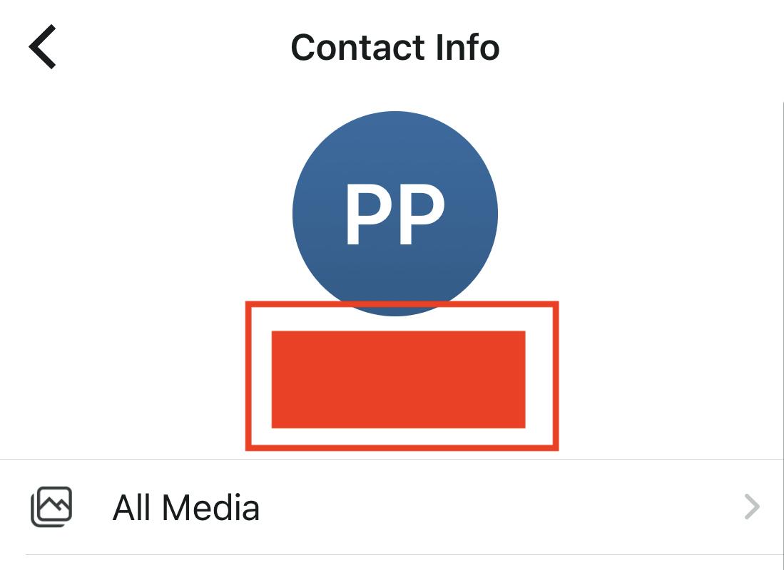 Como nomear um contato no aplicativo Signal Messaging?