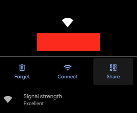 Como encontrar a senha Wifi no Android