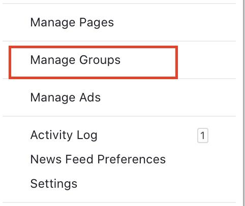 Kako napustiti grupu na Facebooku