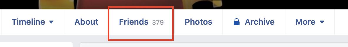 Como verificar quem o segue no Facebook
