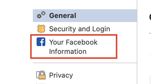 Kako deaktivirati svoj Facebook račun