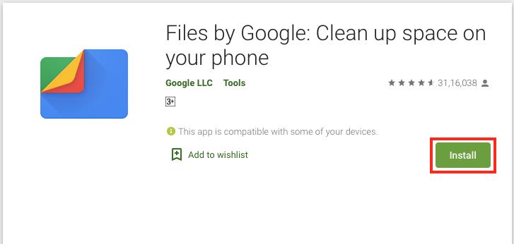 Como descompactar um arquivo no Android