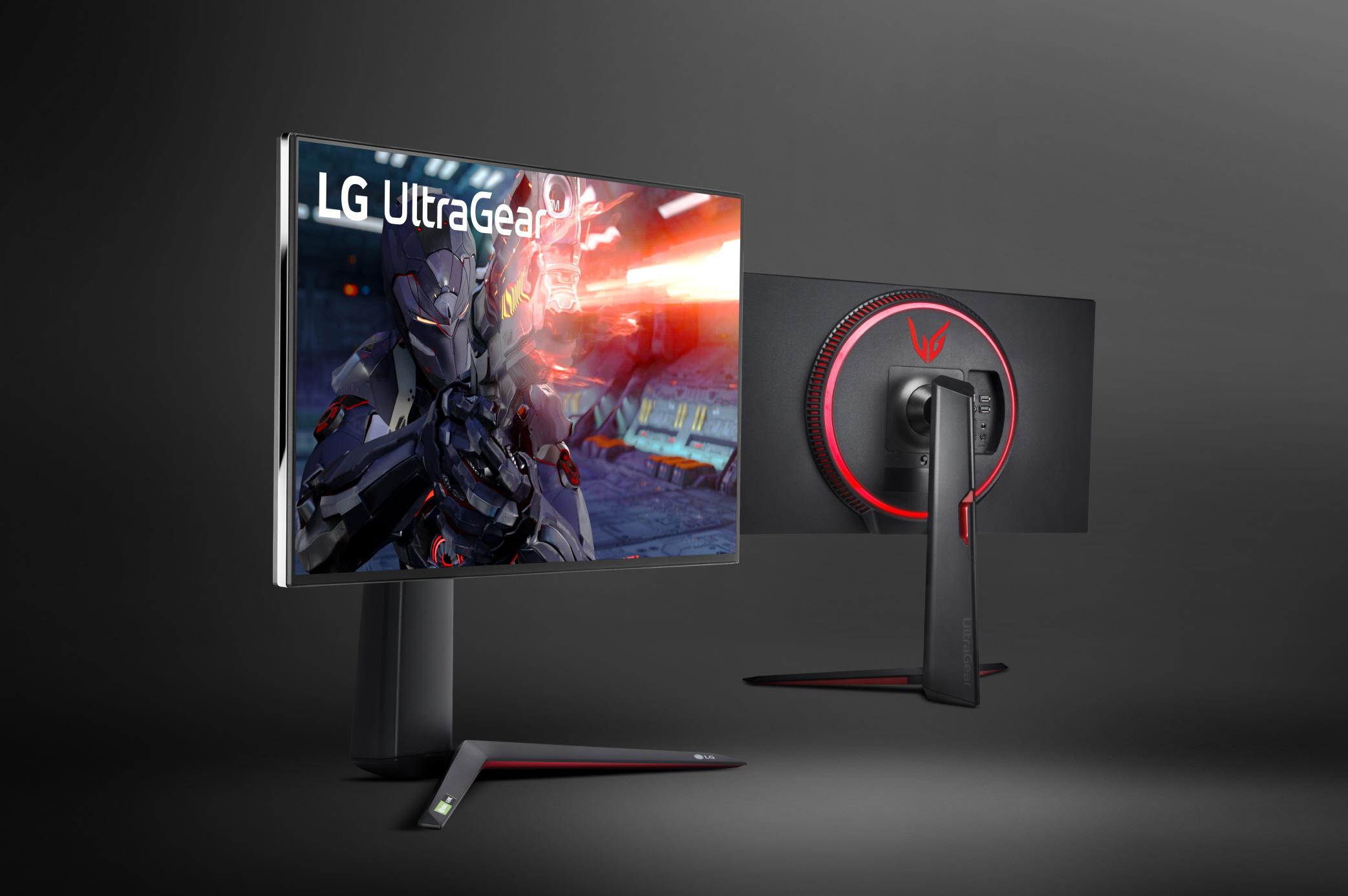 LG ने दुनिया भर में सबसे पहले 4K IPS 1MS GTG UNSURPASSED गेमिंग के लिए मॉनीटर तैयार किया