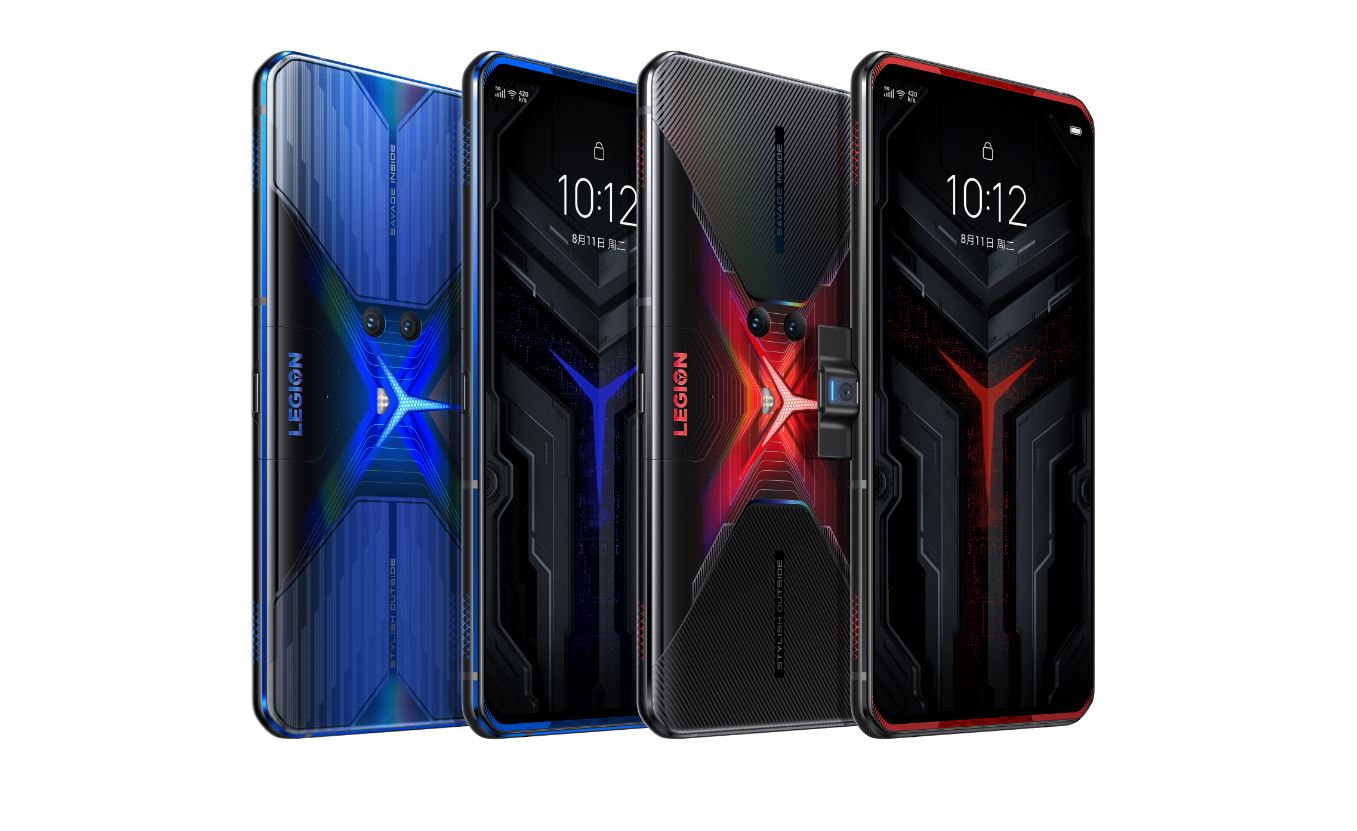 Introducing the Legion Phone Duel - Lenovo's 5G Mobile for Gaming