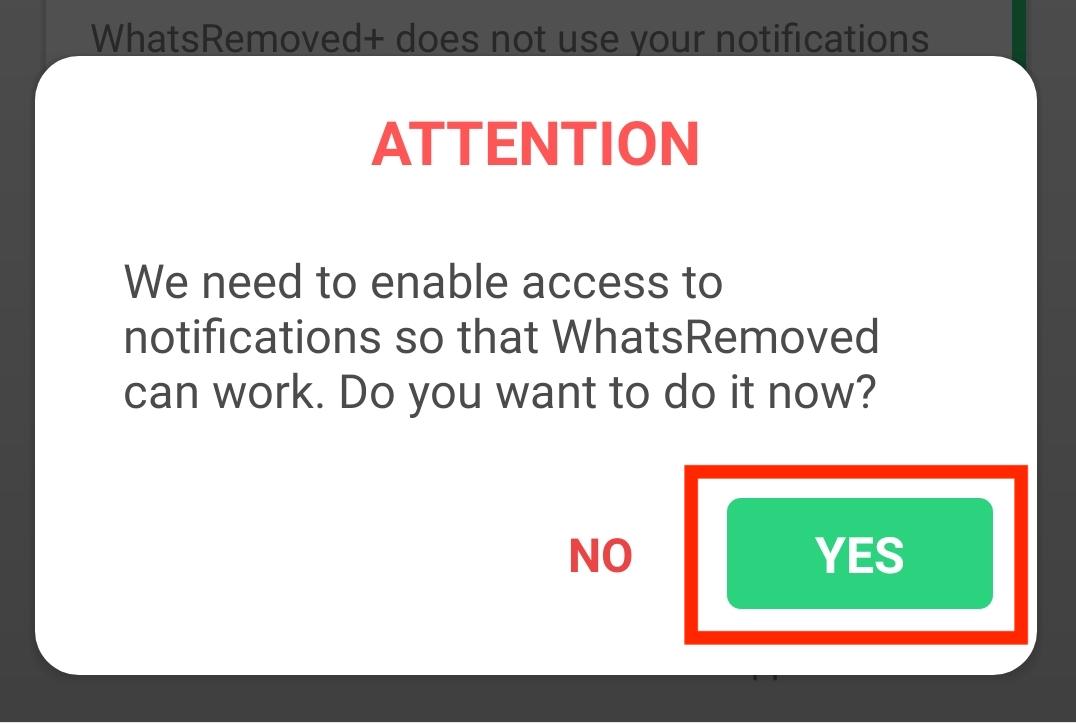 Sådan læses slettede Whatsapp-meddelelser