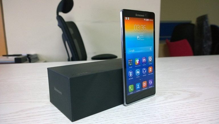 Lenovo Vibe Z Unboxing. [Image Gallery]
