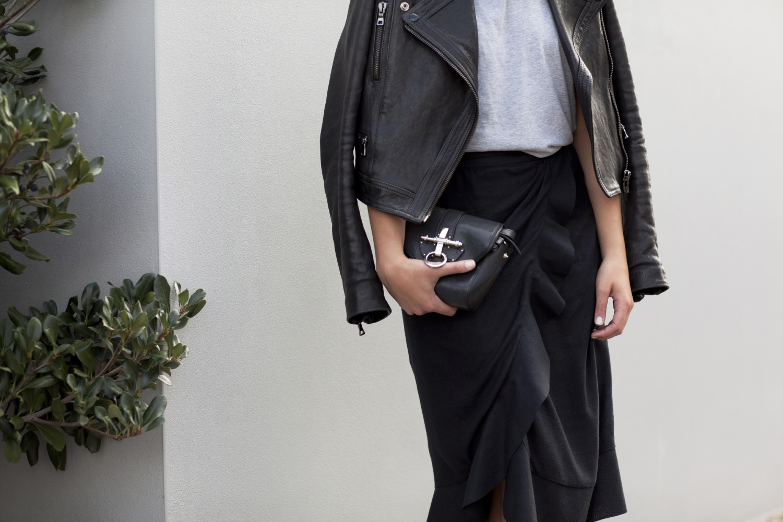 harper and harley-black and grey-leather jacket-isabel marant- minimal-6