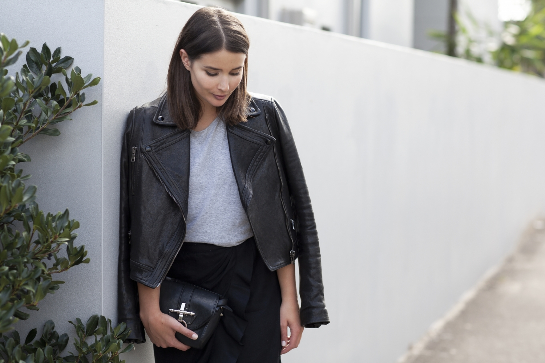 harper and harley-black and grey-leather jacket-isabel marant- minimal-7