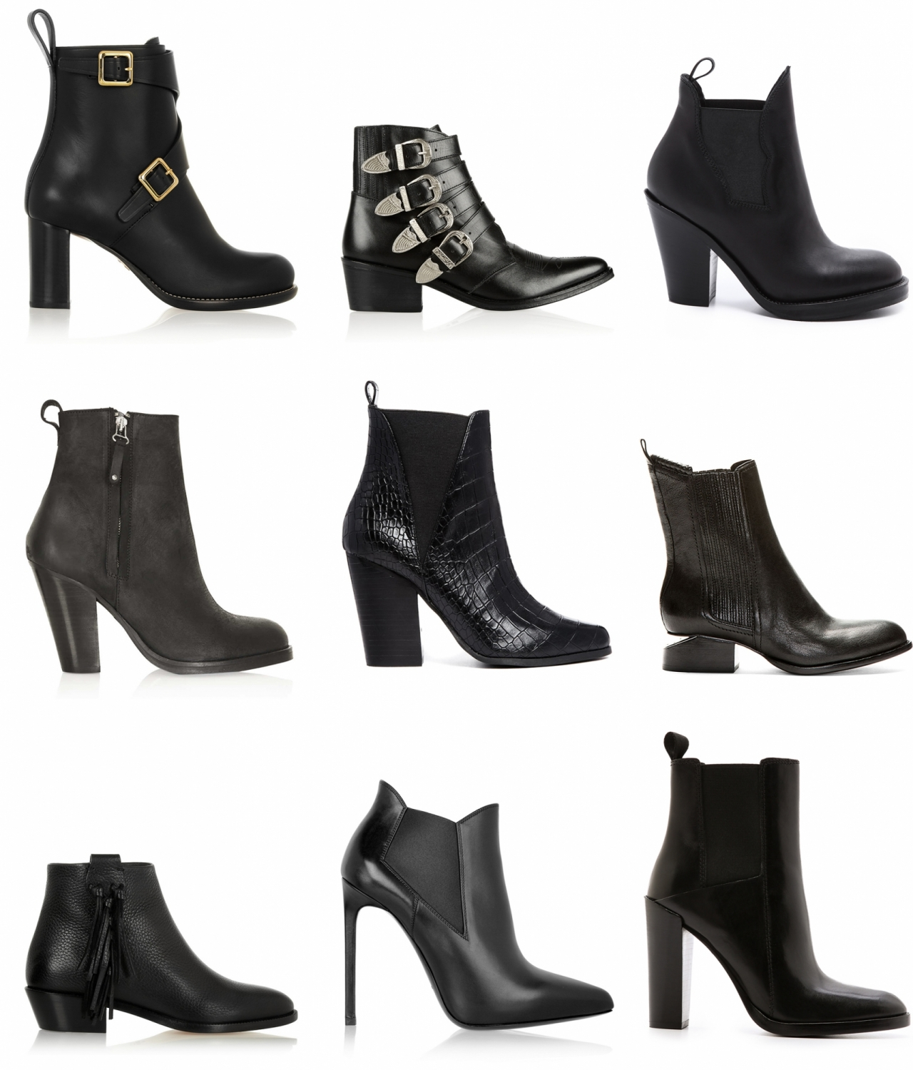 black boots-wardrobe essentials-harper and harley-fashion blog