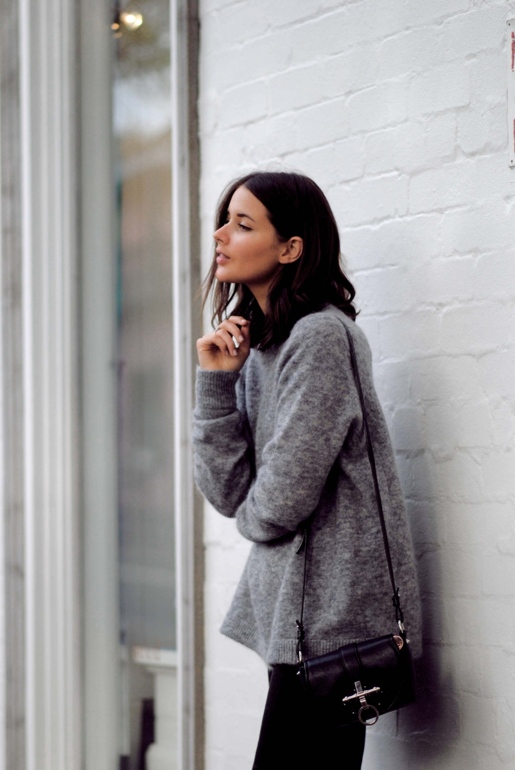 harper and harley-grey knit-leather pants-australian fashion blogger-4-