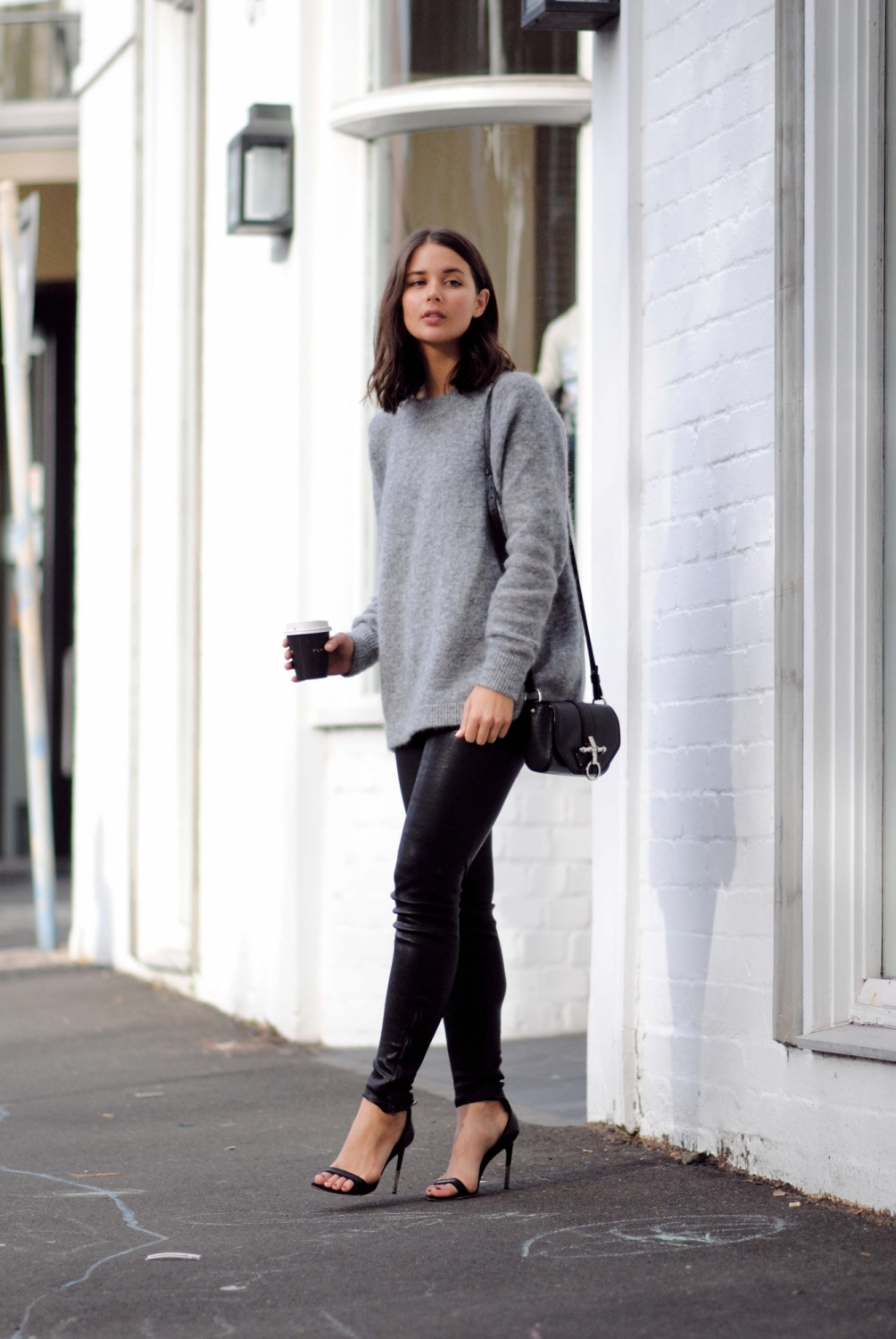harper and harley-grey knit-leather pants-australian fashion blogger-9