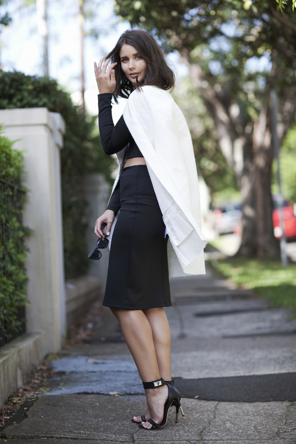 harper and harley_black and white_bassike_macgraw_crop_pencil skirt_2