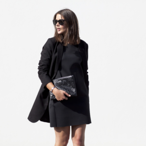 minimal-all black-australian fashion blogger-winter wardrobe