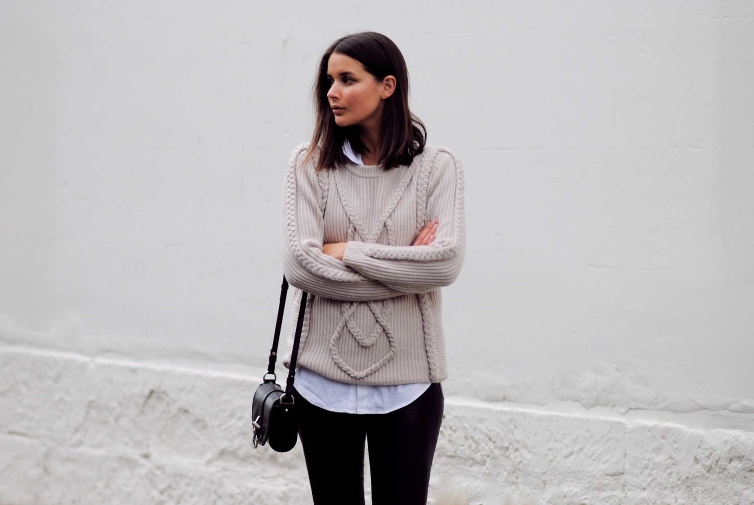 harper and harley_cable knit_nude_leather_blogger_4