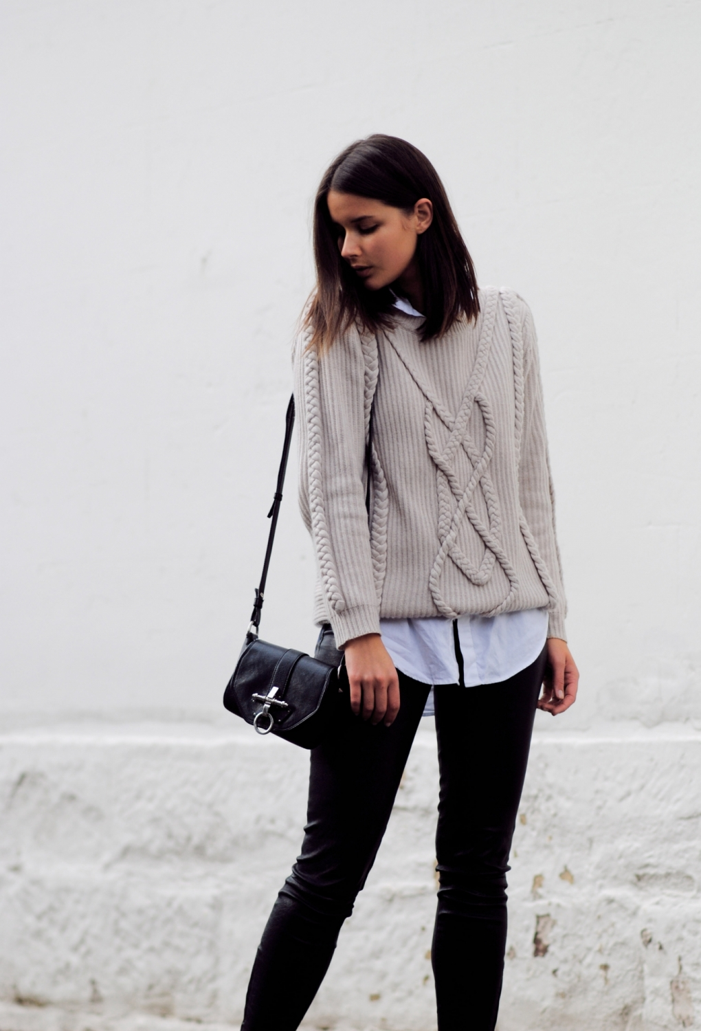 harper and harley_cable knit_nude_leather_blogger_8