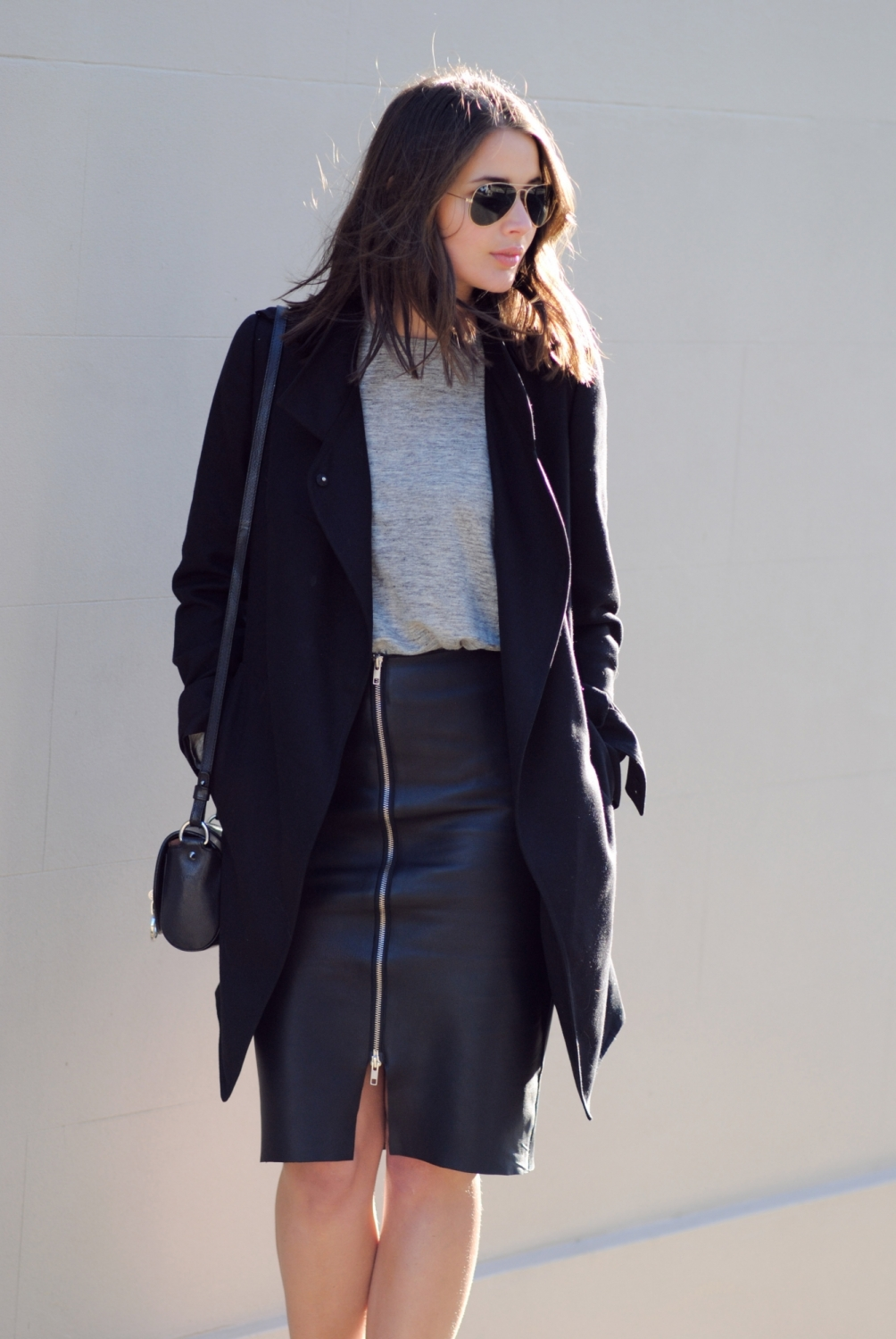harper and harley_coat_leather skirt_winter outfit_03
