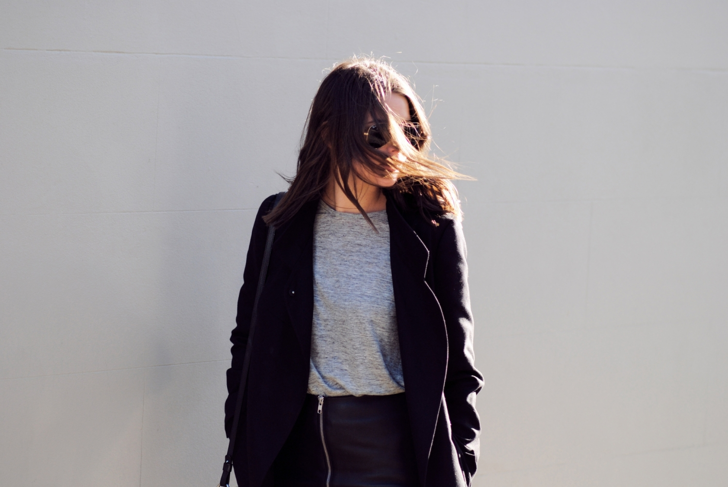 harper and harley_coat_leather skirt_winter outfit_04