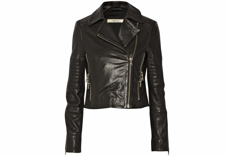 black friday-j brand leather jacket