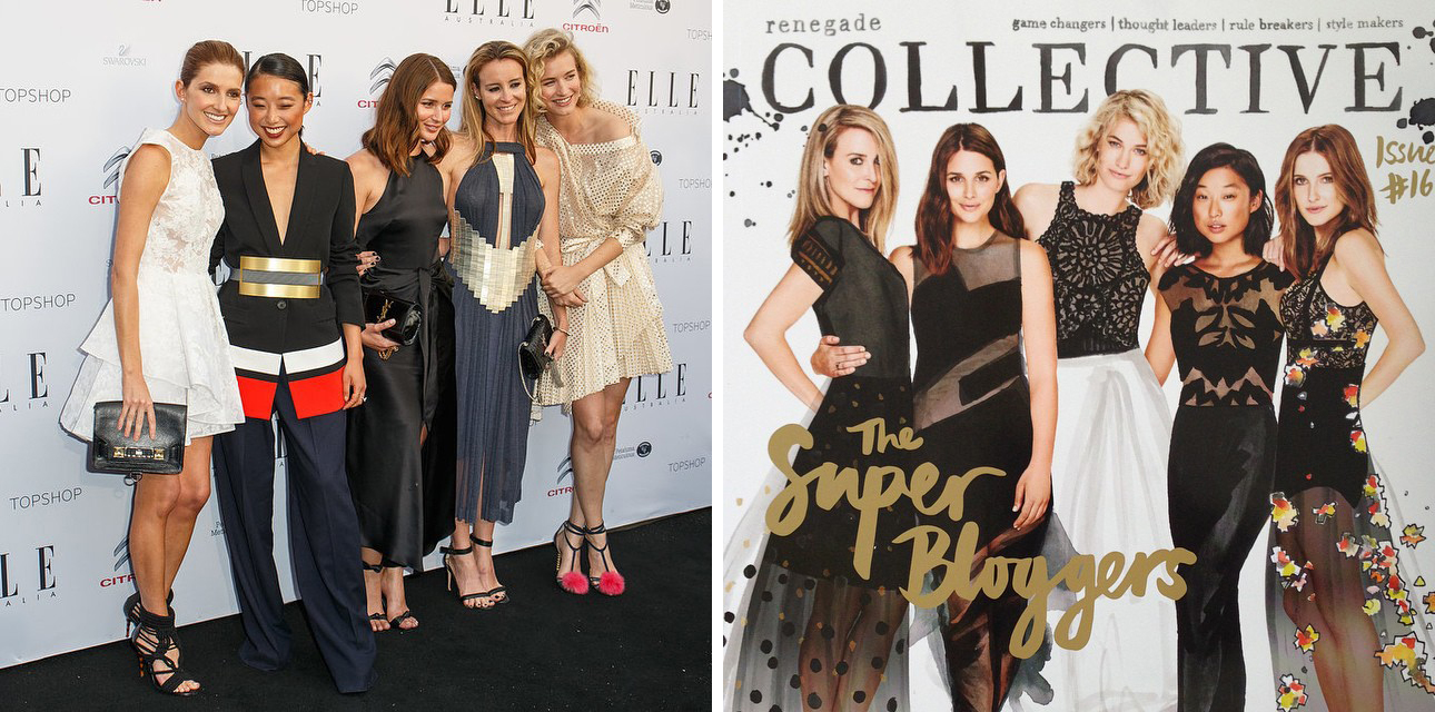 fashion bloggers_harper and harley_elle and collective cover