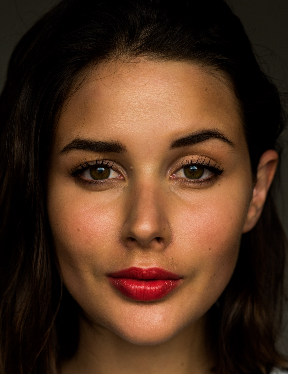 red lipstick givenchy beauty makeup