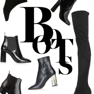 boots | ankle boots | over the knee boots | booties | Harperandharley