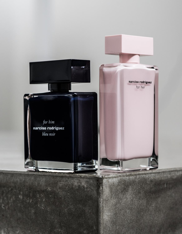 narciso rodriguez parfum | for her | for him | HarperandHarley