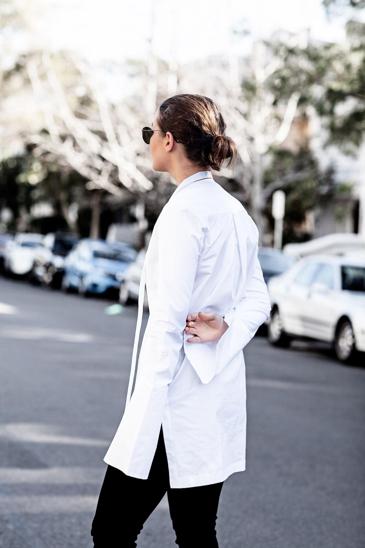 White Shirt | Outfit | Style | HarperandHarley