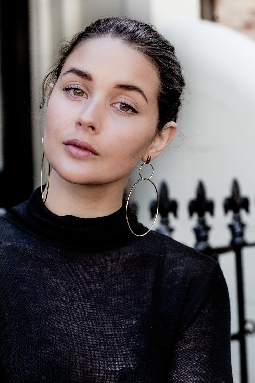 all black outfit | style | dion lee | HarperandHarley