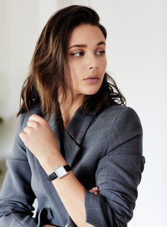 georgia alice grey blazer | style | slouch | HarperandHarley