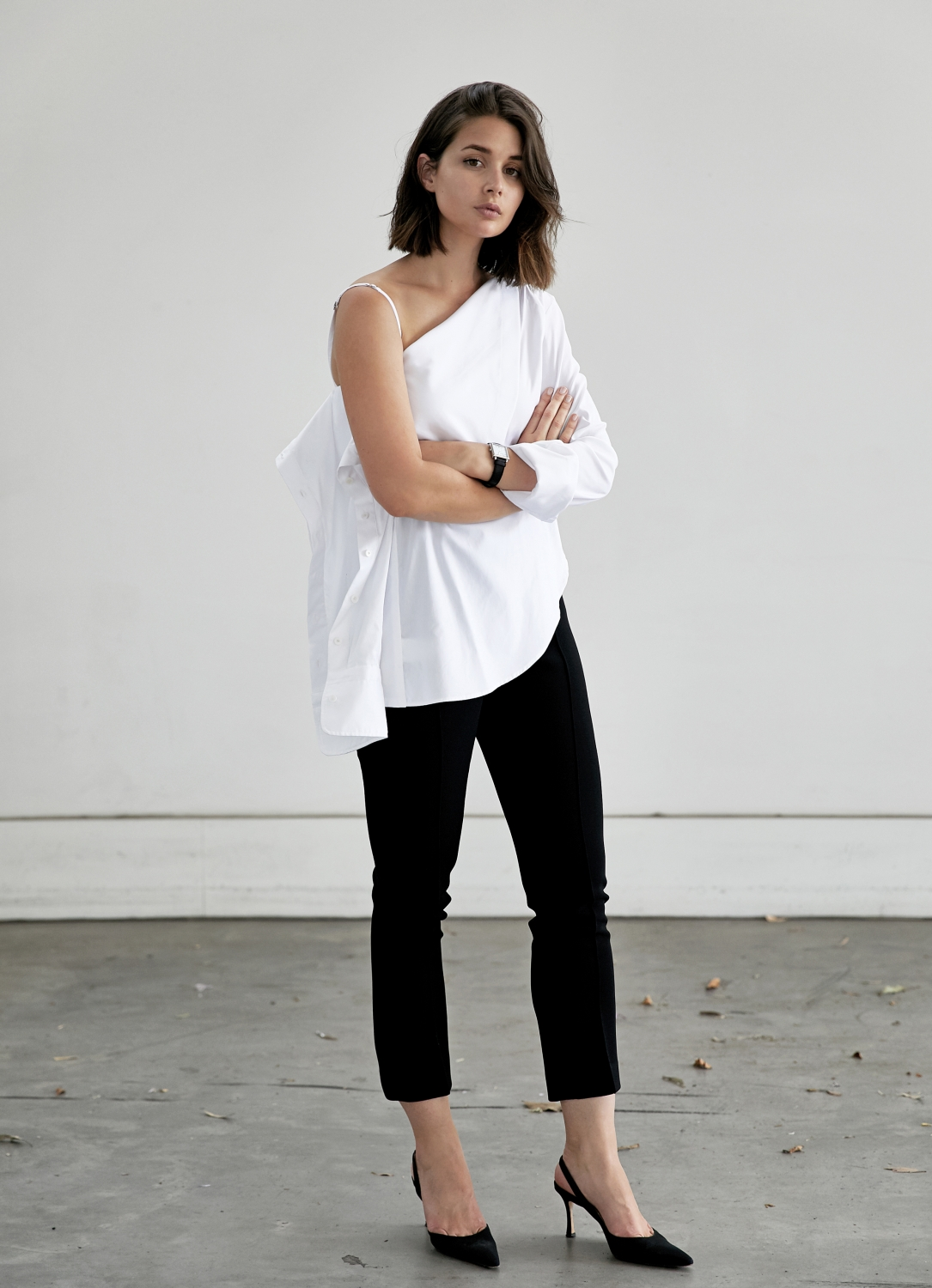 Dion Lee Axis Shirt   Office Style   HarperandHarley