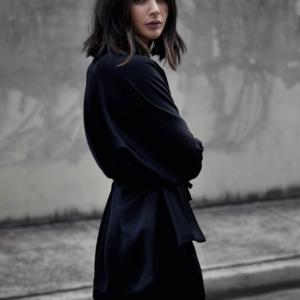Christopher Esber | Black Wrap Top | Style | Outfit | Australian Fashion blogger | HarperandHarley