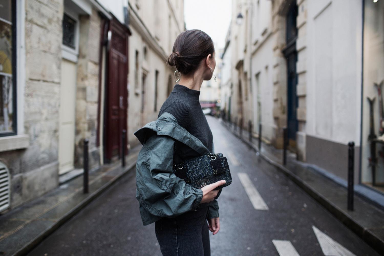 Paris Streetstyle | outfit | Uniqlo | HarperandHarley