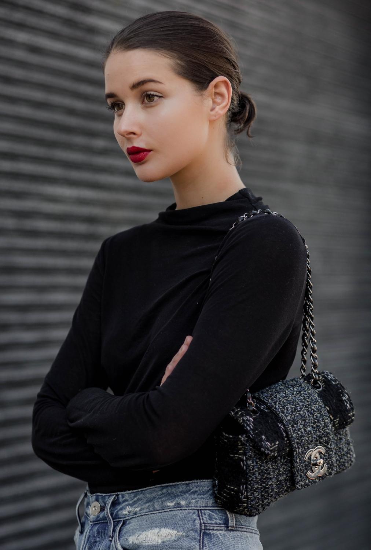 Red Lip | Beauty | MBFWA | street style | HarperandHarley