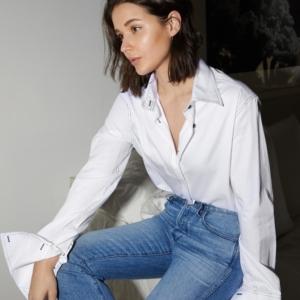HarperandHarley | Anna Quan | Denim | Shirting | Style