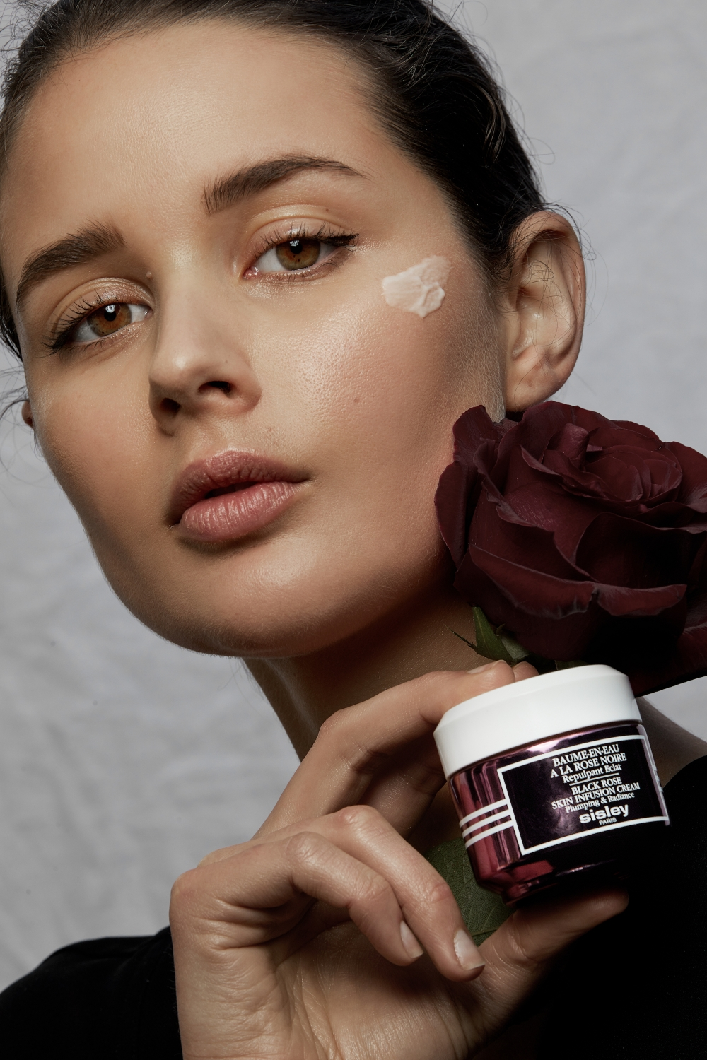 Sisley Paris Black Rose Skin Infusion Cream | HarperandHarley | beauty | skincare