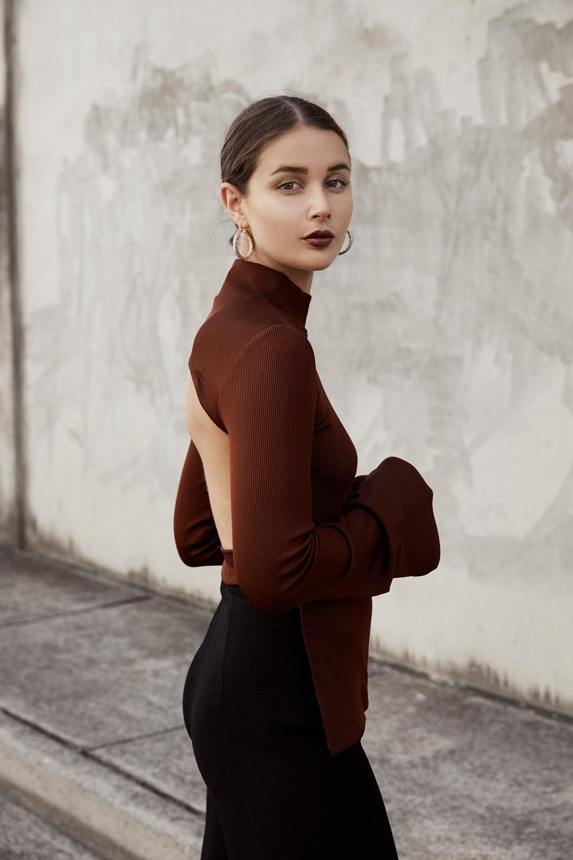 Browns and Blacks | Style | Beaufille | HarperandHarley