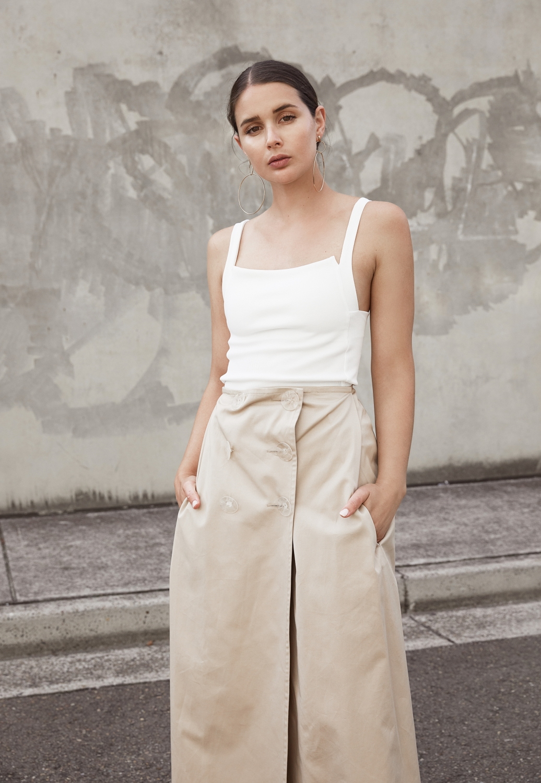 White and beige | Style | HarperandHarley