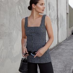 Georgia Alice label | office work outfit | street style | HarperandHarley