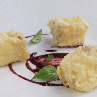 Tempura Cheesecake