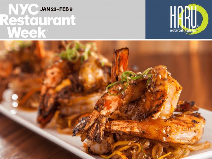 NYC Restaurant Week: Jan 22 - Feb 9