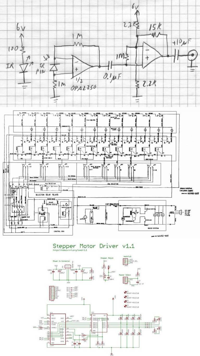 Diseño de esquematicos en la fabricación de PCB's