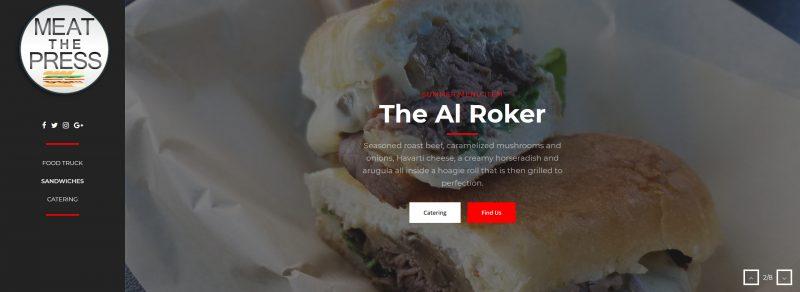 Al Roker , al roker sandwich, news anchor sandwiches