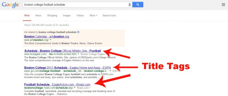 guide to seo, title tags tips, moz title tags