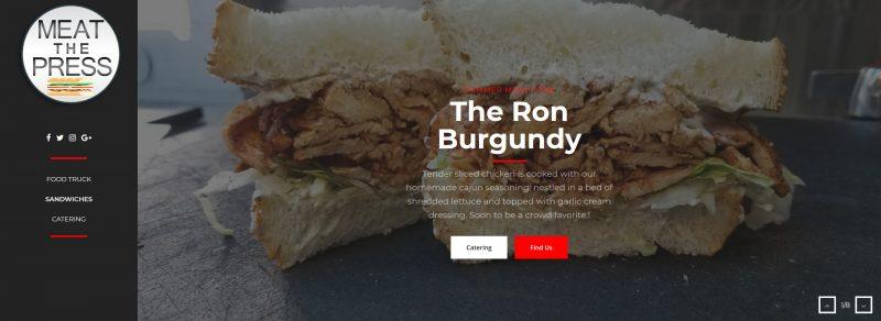 ron burgundy news anchor