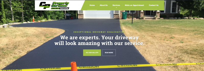 snow removal near me, web design for snow plowing, seo for landscaping, web design rochester NY