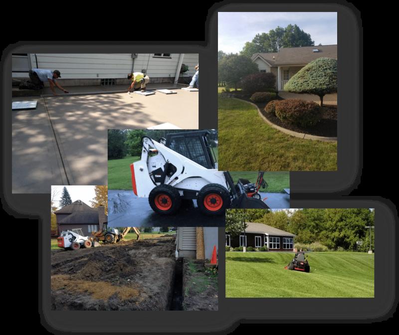 landscaping web design, webster landscape design, web design rochester