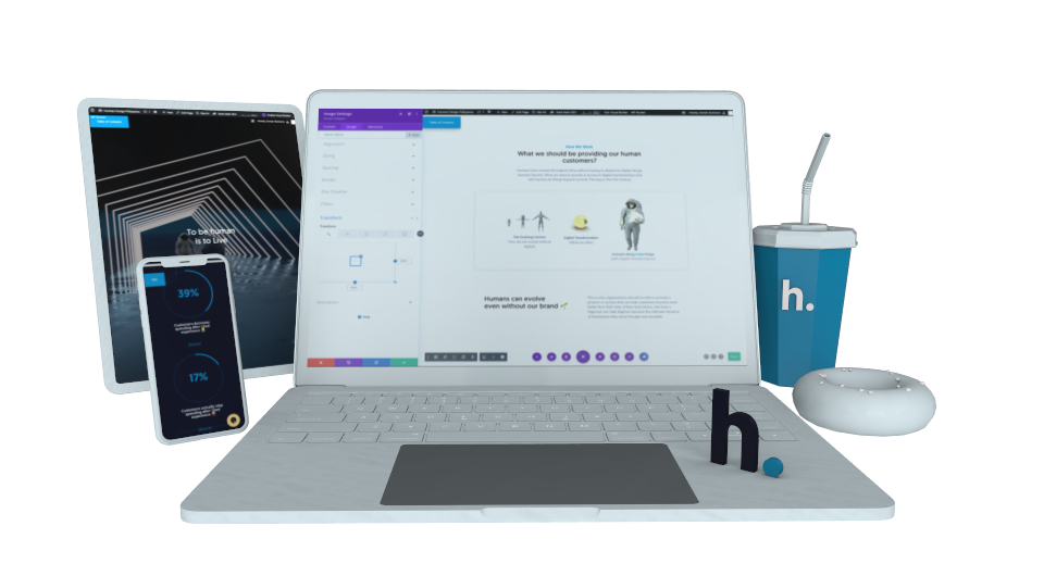 Hooman Design - Digital Experience Provider in the Philippines
